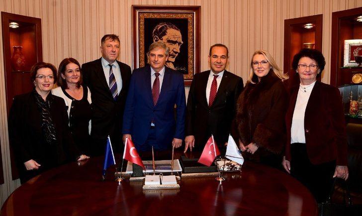 Adana ve Bosna Hersek arasındaki gönül bağı iş birliğine dönüşecek