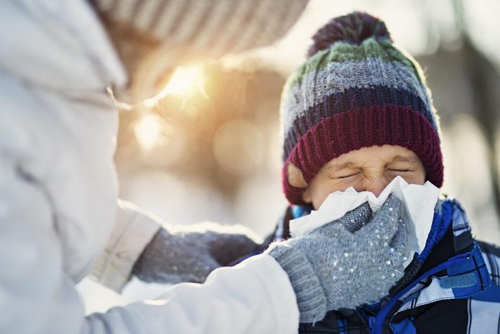 Okullar açılıyor gribe dikkat!