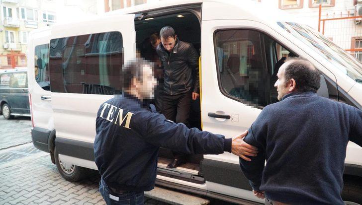 Terör örgütü propagandasına 3 tutuklama