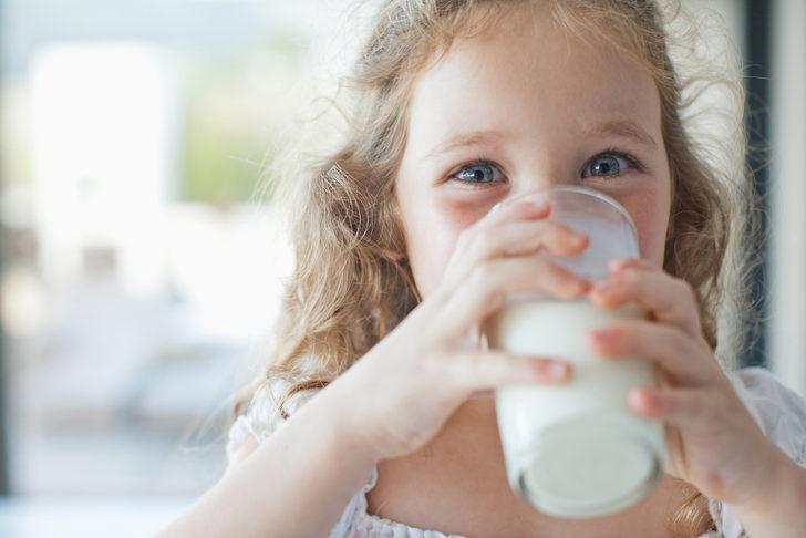 Beslenme çantasına süt koymayı unutmayın!