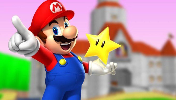 Super Mario filmi geliyor!