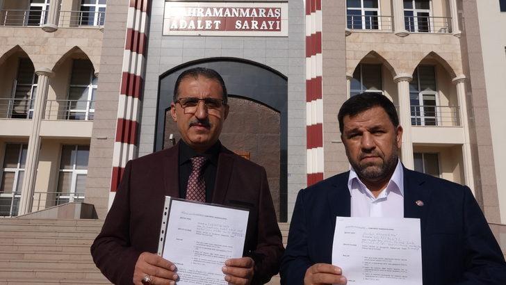 Kahramanmaraş'ta Diyanet-Sen'den Adnan Oktar'a suç duyurusu