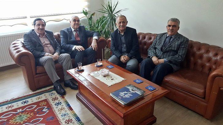 Kazakistan'dan İhlas Vakfı'na ziyaret