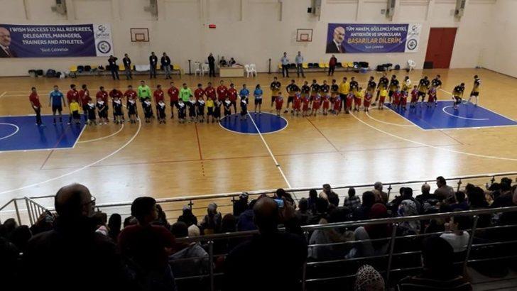 Beykoz Belediyesi SK: 28- Adıyaman Belediye SK: 29