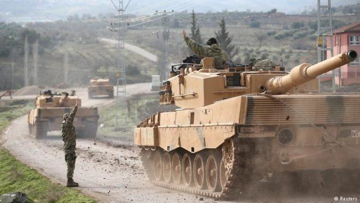 TSK yeni bir gözlem noktası için İdlib'de