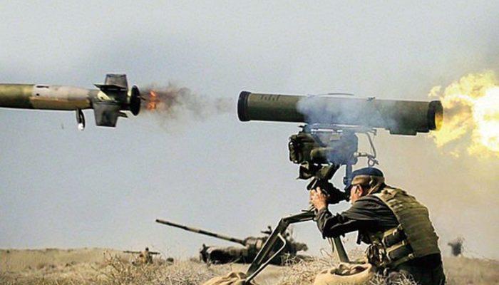 PYD/YPG'ye verilen stratejik silahlar Afrin'de ortaya çıktı