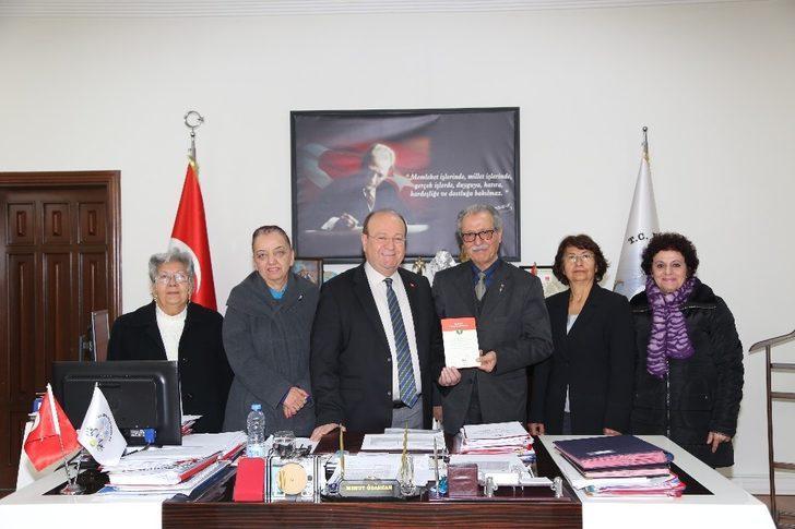 TEMA Vakfı'ndan Başkan Özakcan'a ziyaret