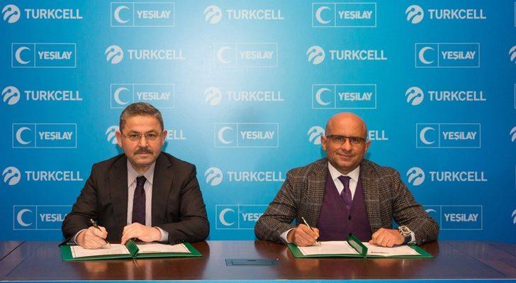 Yeşilay ile Turkcell'den bağımlılıkla mücadele için iş birliği protokolü