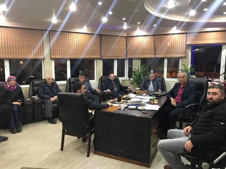 Bayırköy Belediyesi'nde Şubat ayı istişare toplantısı gerçekleştirildi