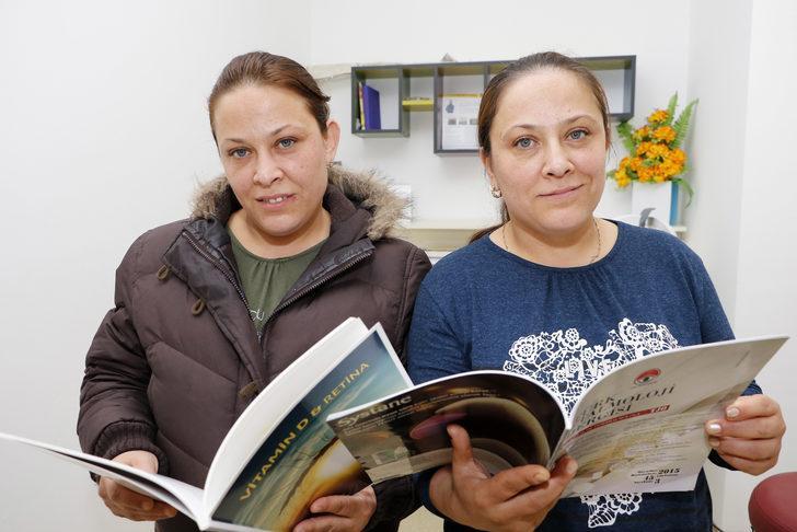 İkizler, 38 yıl sonra dünyayı net gördü
