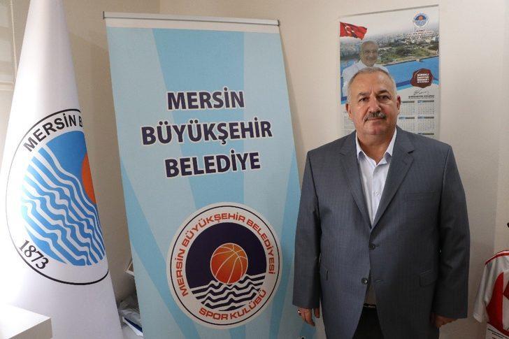 Mersin Büyükşehir Belediyespor'un Avrupa'da bileği bükülmüyor