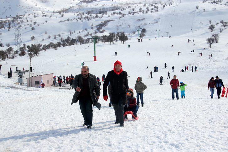 Kop Dağı, kayak sevenlerin yeni gözdesi