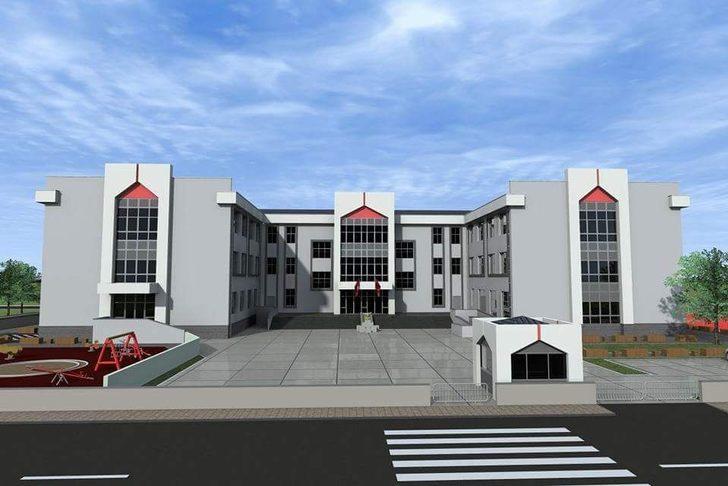 Kepez Mehmet Akif Ersoy'a yeni okul