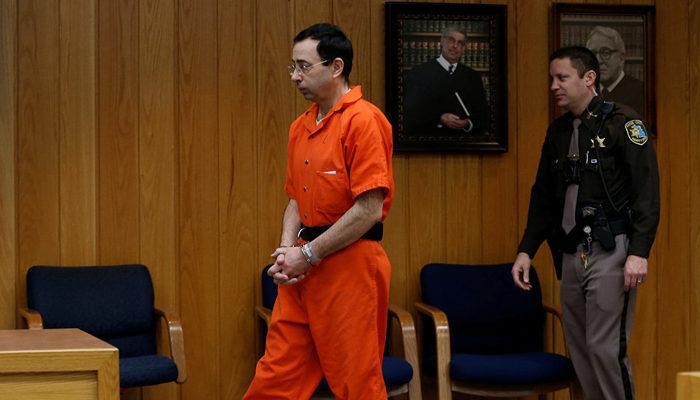 İstismarcı doktor Nassar'a 125 yıla kadar ek hapis cezası