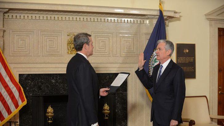 ABD Merkez Bankası'na Yeni Başkan