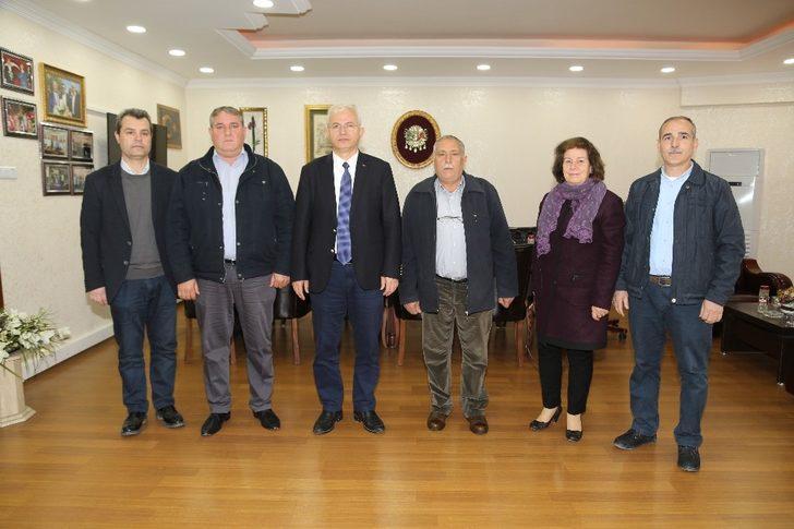 Rumeli Balkan Derneğinden Başkan Görmez'e teşekkür