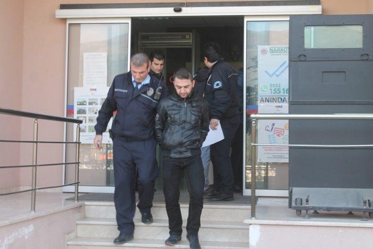 Cinayetten hükümlü cezaevi firarisi yakalandı