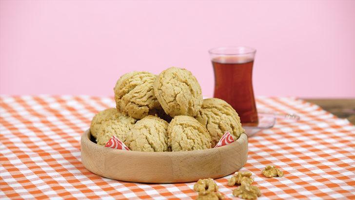 Tahinli kurabiye tarifi: Helva tadında ağızda dağılan lezzet
