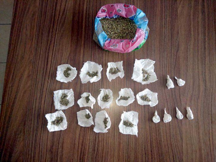 Karacabey'de uyuşturucu operasyonu