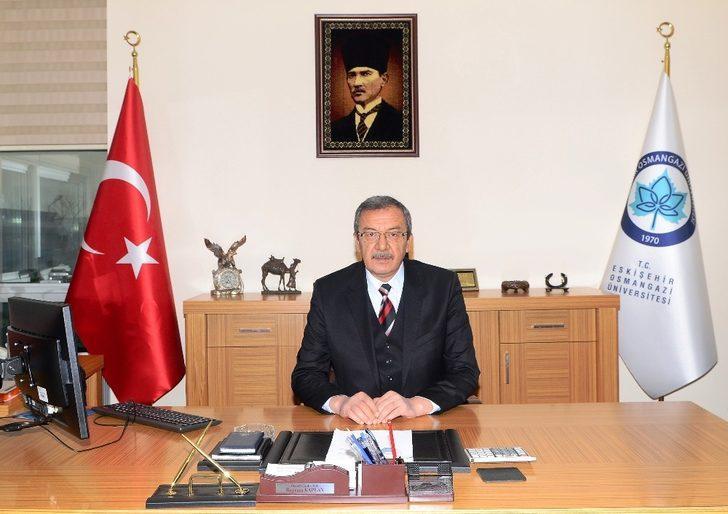 ESOGÜ Genel Sekreterliği'ne Bayram Kaplan atandı