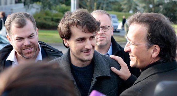 51 gün cezaevinde kalan Fransız gazeteci: Tek dostum bir gaydiyandı