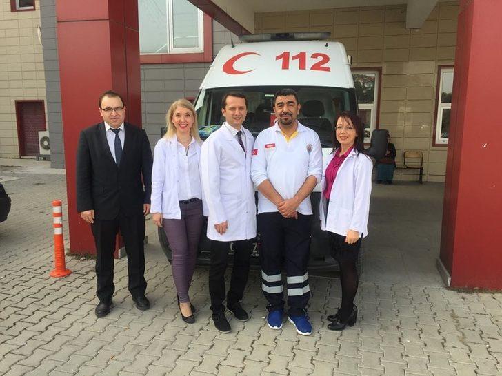 Acil servis hemşiresinin Zeytin Dalı Operasyonu gönüllü görev başvurusu kabul edildi