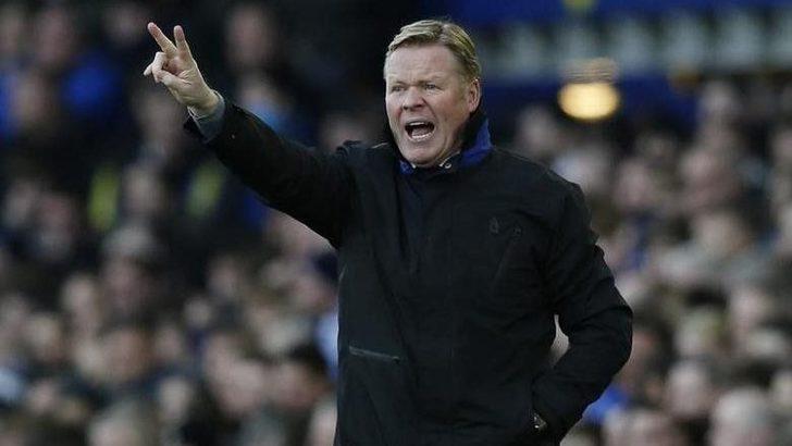 Hollanda'nın yeni teknik direktörü Ronald Koeman