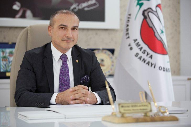 """ATSO Başkanı Kırlangıç: """"Zeytin Dalı Harekatı'na karşı çıkmaya hakları yok"""""""