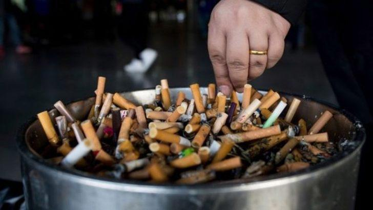 Sigara her 6 saniyede 1 kişinin hayatını yok ediyor!