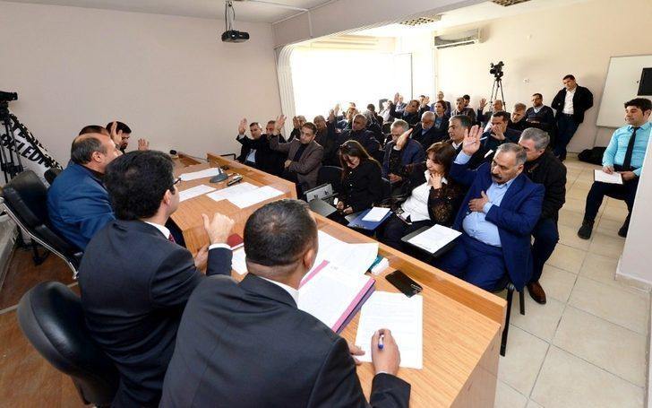 Yeşilyurt Belediye Meclisi Şubat ayı toplantılarına başladı