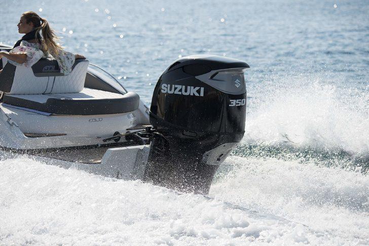 Suzuki Marin Avrasya Boat Show'da en güçlü deniz motorunu sergileyecek