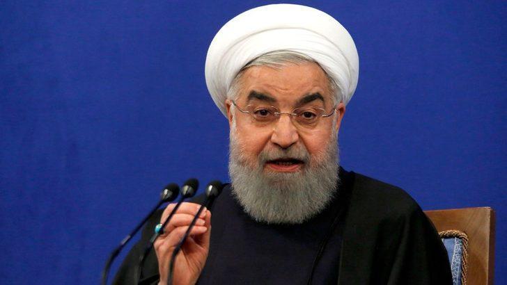 İran Cumhurbaşkanı Ruhani: Türkiye'nin Afrin'deki operasyonu nafile