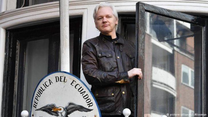 Assange'a Londra mahkemesinden ret