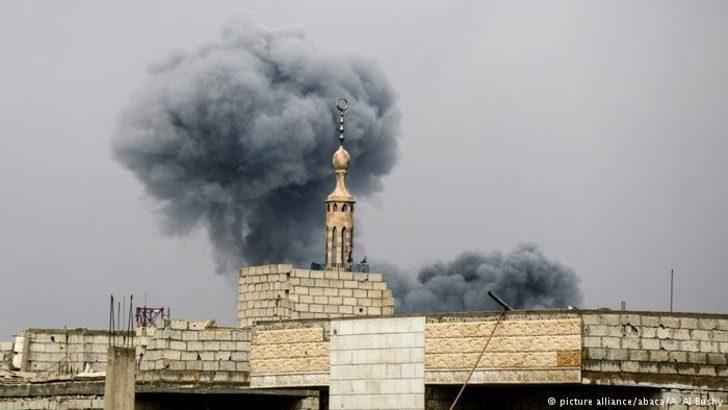 BM'den Suriye için insani ateşkes çağrısı