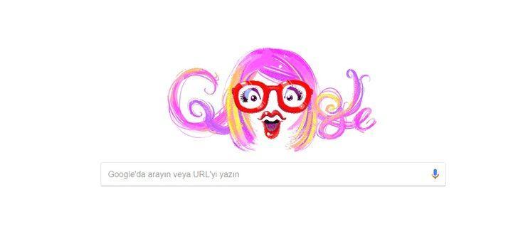 Aysel Gürel kimdir? Google'dan tam Aysel Gürellik bir doodle! (Aysel Gürel 90 yaşında)