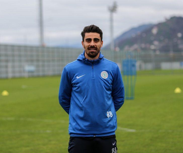 Çaykur Rizespor Teknik Direktörü İbrahim Üzülmez: