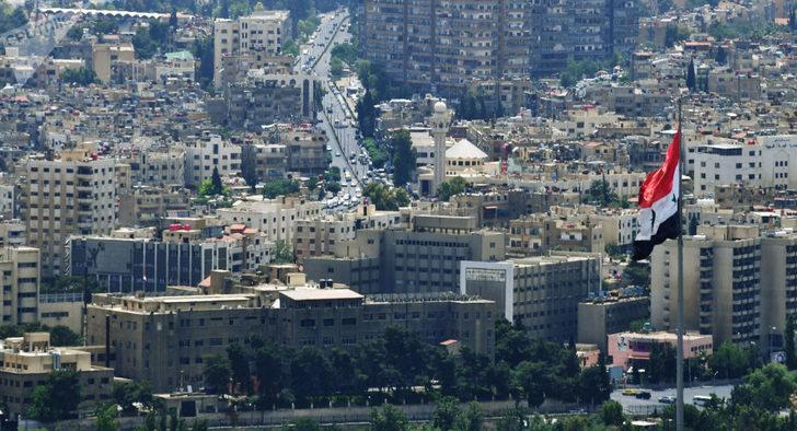 Son dakika! İsrail'den Şam'a saldırı!