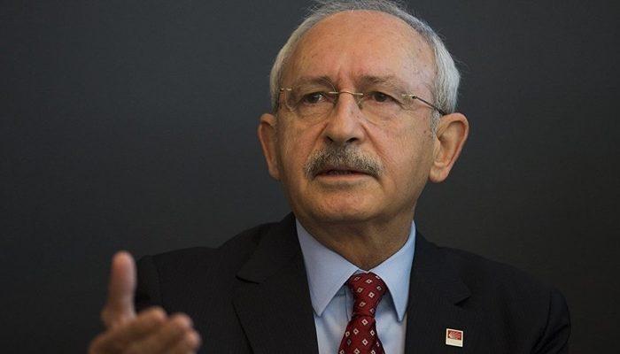Kılıçdaroğlu: Afrin'in içine girilmesini doğru bulmuyorum