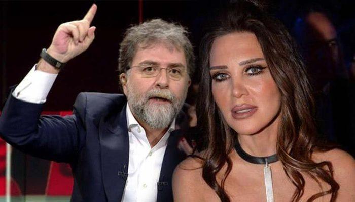 Ahmet Hakan'dan canlı yayında Seren Serengil özrü!