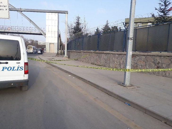 Başkent'te yemek ihalesi öncesi silahlı kavga: 1 yaralı