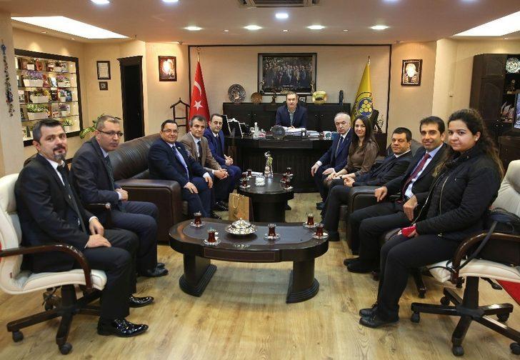 """Buca Belediyesi ve DEÜ'den """"Yalın Süreç"""" protokolü"""