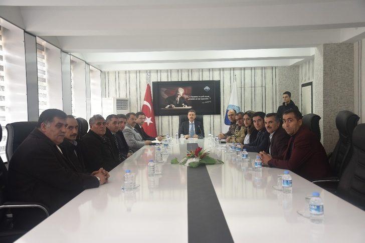 Ağrı'da Güvenli Okul toplantısı yapıldı