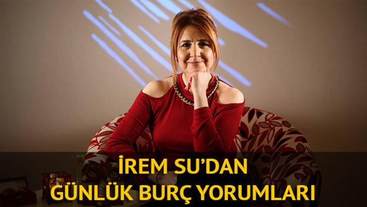 Günlük burç yorumları: 3 Mayıs Perşembe İrem Su'dan burç yorumları