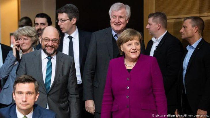 Schulz: Koalisyon anlaşması büyük ölçüde SPD'nin başarısı