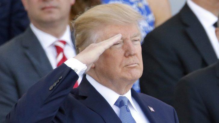 Trump Pentagon'dan askeri geçit töreni istedi