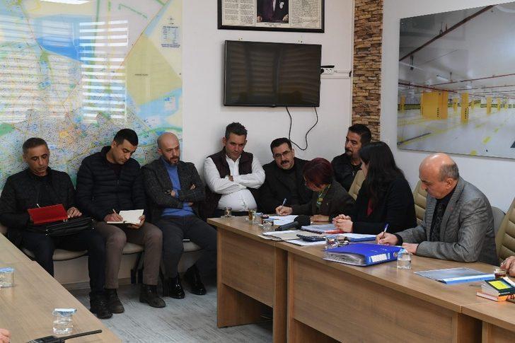 Isparta Belediyesi petrol istasyonun ihalesi yapıldı