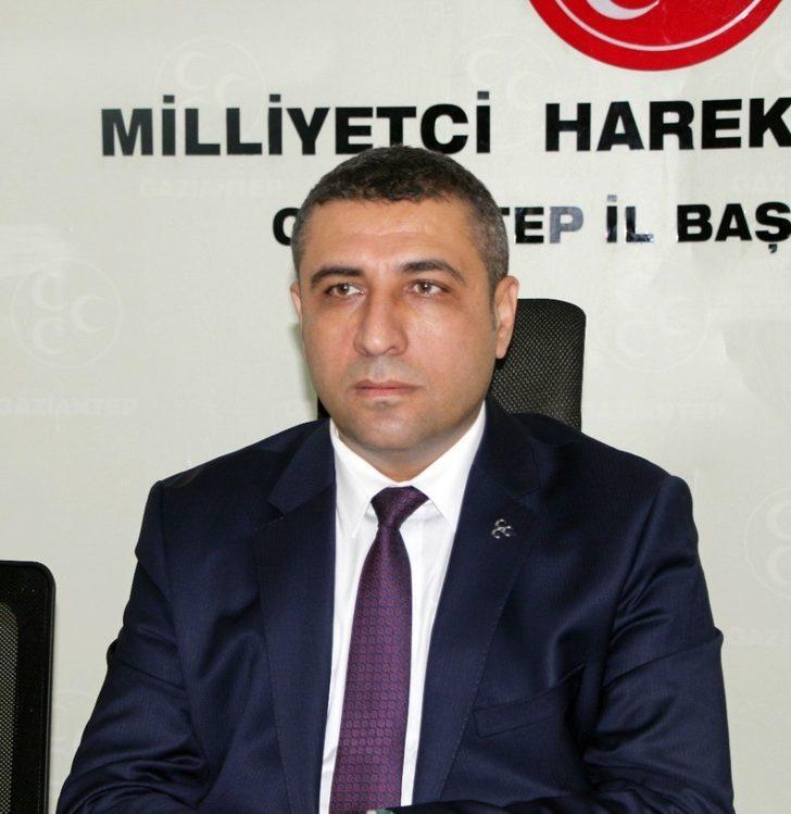 MHP, kuruluş yıl dönümü ve Antep'e Gazilik unvanının verilmesini kutluyor