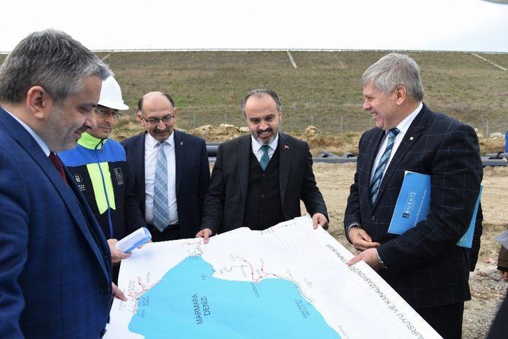 Bursa'da hedef temiz çevre ve sağlıklı bir gelecek