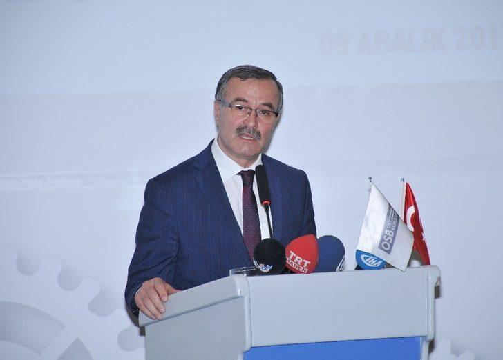 Üretim Üssü OSB'ler İzmir'de buluşuyor
