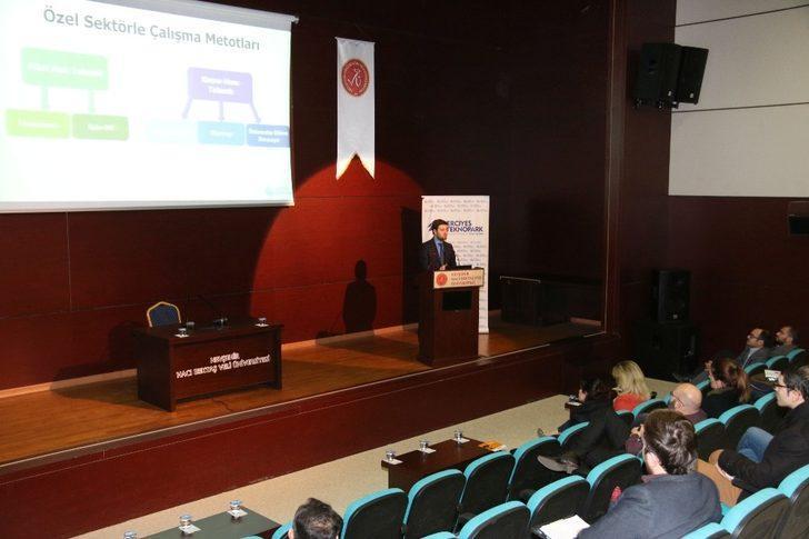 'Nevşehir Yenilikçi Girişimcilik Günleri' başladı
